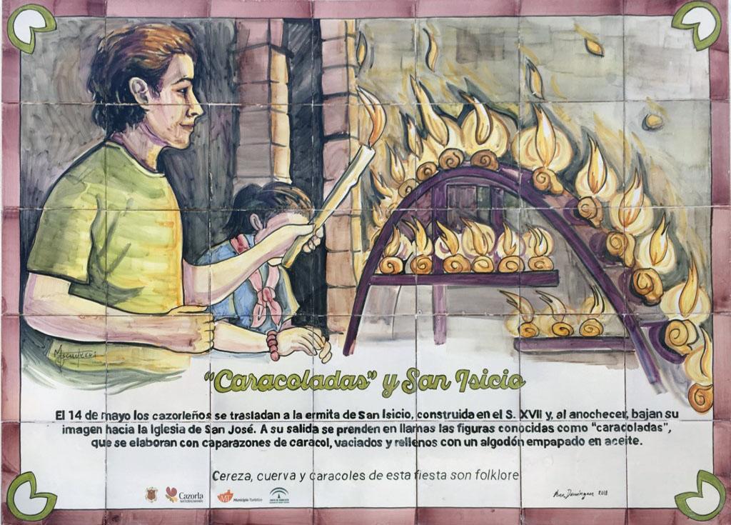 12 - Caracoladas de San Isicio