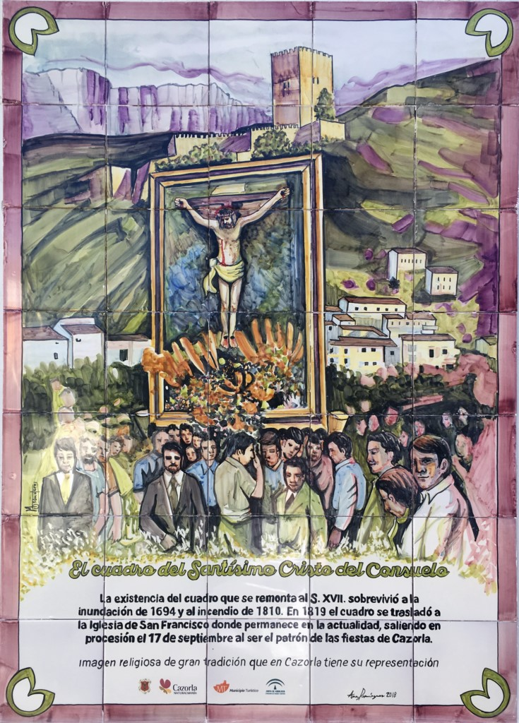 14 - Cuadro del Stmo. Cristo del Consuelo