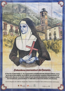 19 - Estructura conventual de Cazorla