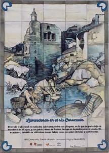 2 - Lavanderas en el Rio Cerezuelo