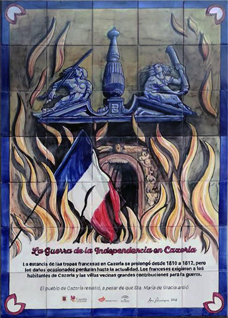 23 - La Guerra de la Independencia en Cazorla