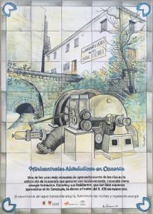 4 - Minicentrales hidráulicas en Cazorla
