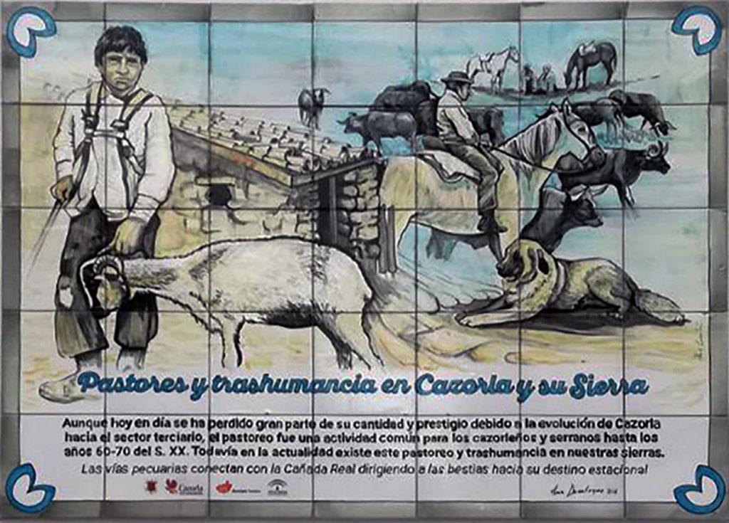 5 - Pastores y trashumancia en Cazorla y su sierra