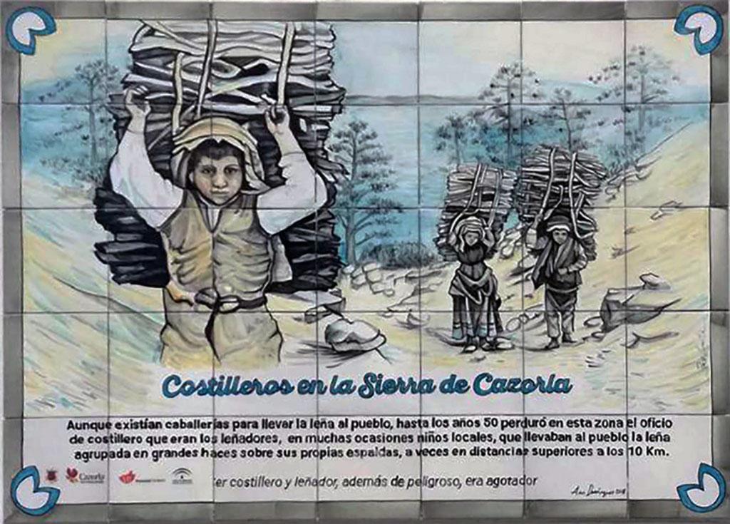 6 - Costilleros en la Sierra de Cazorla