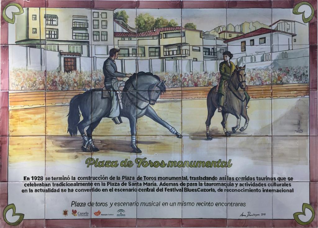 9 - Plaza de Toros Monumental