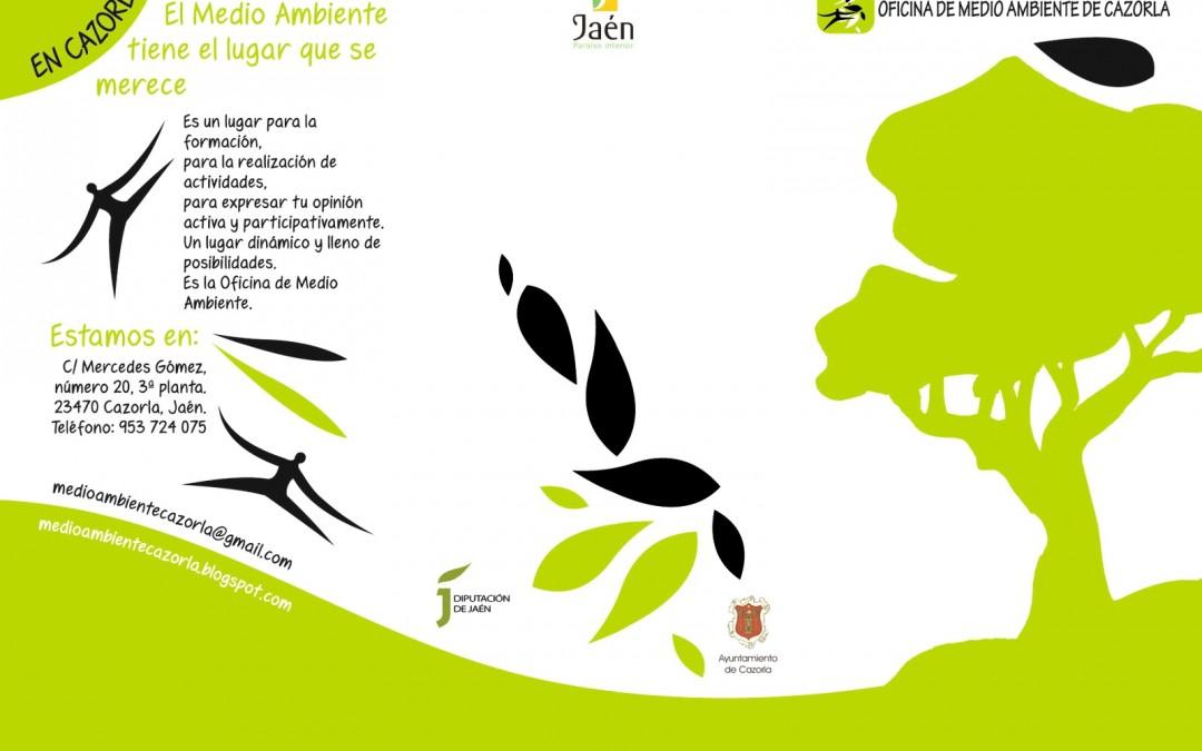 Medio ambiente ayuntamiento de cazorla for Oficina de medio ambiente