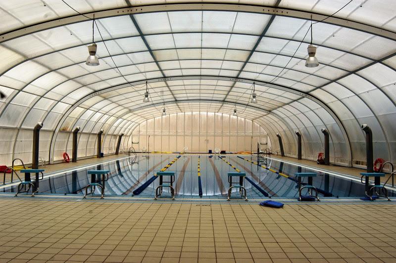 piscina municipal cubierta ayuntamiento de cazorla