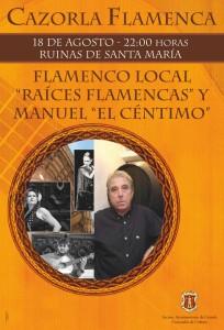 18 Agosto Raices Flamencas
