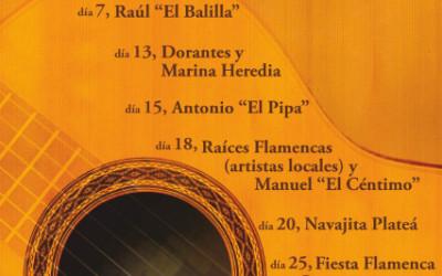 IV Festival Cazorla Flamenca