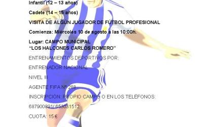 Escuela de Fútbol de Verano