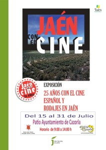Cine 25 años Jaén en Cazorla