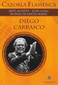 28 Agosto Diego Carrasco