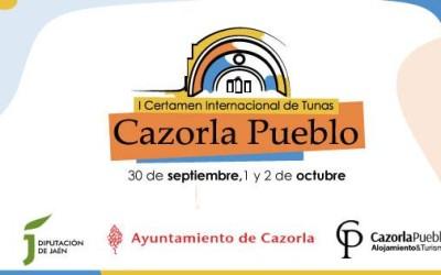 I Encuentro Internacional de Tunas Cazorla Pueblo