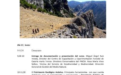 Curso Guía Geoturístico en Red Natura 2000
