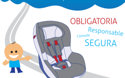 Cazorla pone en marcha la primera campaña sobre el uso de sistemas de retención infantil en vehículos