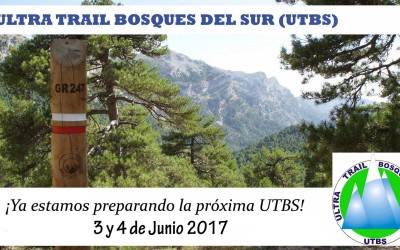 ¡3 y 4 de junio para la Ultra Trail Bosques del Sur!