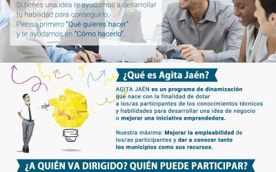 Proyecto Juventud: Agita Jaén, formación para Jóvenes en Cazorla