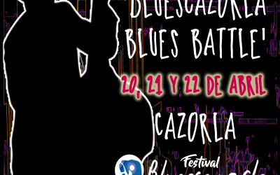 II Concurso de Bandas 'BluesCazorla Blues Battle'