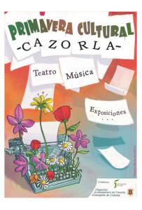 Cartel Primavera Cultural