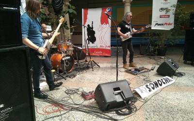 Cazorla arranca su agenda festivalera con el II concurso Bluescazorla Blues Battle
