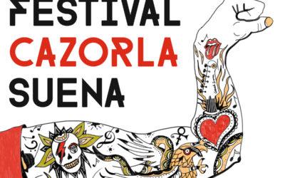 Jaime Urrutia, 'alma mater' de Gabinete Caligari, aterriza este sábado en el III Festival Cazorla Suena