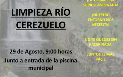 Jornadas de Voluntariado en Cazorla: Limpieza del Río Cerezuelo