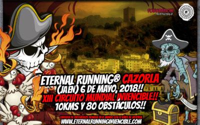 ¡Ya tenemos fecha para la Eternal Running 2018!