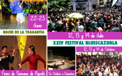 Presentamos el Calendario de Eventos Culturales 2018 en FITUR