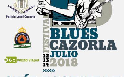 El Festival Internacional Bluescazorla es accesible en todos los escenarios
