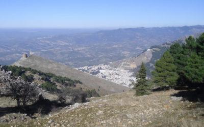 """Cazorla presenta un proyecto para crear un espacio habitable y medioambiental como """"pulmón verde"""" del municipio"""