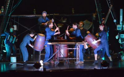 Vuelve el circo contemporáneo al Festival Internacional de Teatro de Cazorla de la mano de 'Lurrak'