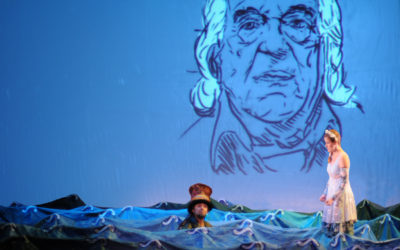 La obra 'Alberti, un mar de versos' clausura el ciclo de teatrino del FIT Cazorla