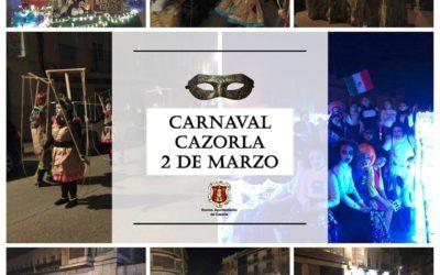 Bases del Carnaval de Cazorla 2019