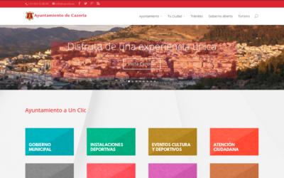 Cazorla se convierte en el municipio de interior más buscado de Internet