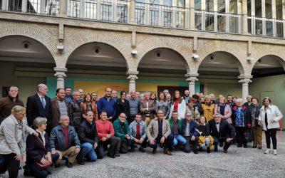 Presentado en Cazorla el documental de la FAMP que conmemora el cuarenta aniversario de los ayuntamientos democráticos