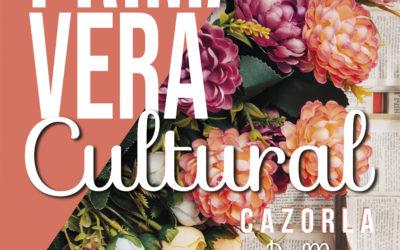 Arranca la Primavera Cultural en Cazorla