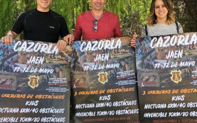 La sexta edición de la Eternal Running de Cazorla espera congregar el 11 y 12 de mayo a cerca de 1.000 personas