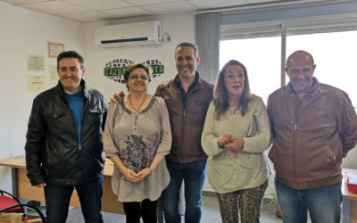 El Ayuntamiento de Cazorla potencia la creación de negocios a través del vivero de empresas del polígono industrial