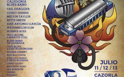 Cerrado el Cartel del Festival BluesCazorla