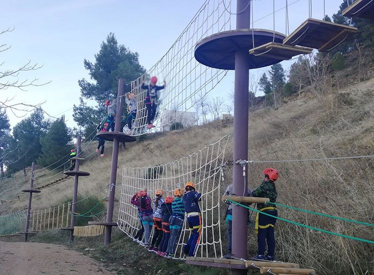 parque-aventuras-cazorla-minibosque