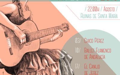 Cazorla será flamenca del 3 al 22 de agosto