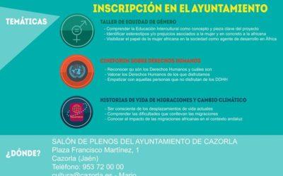 Cazorla acogerá ponencias sobre diversidad y cooperación a través de la cultura local
