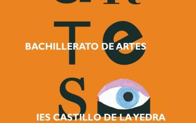 ✍ ARTE   EXPOSICIÓN BACHILLERATO DE ARTES DEL IES CASTILLO DE LA YEDRA
