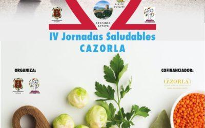 IV Jornadas Saludables de Cazorla