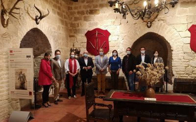 El alcalde de Cazorla solicita e insiste a la Junta de Andalucía hacer visitable los jardines del Castillo de la Yedra