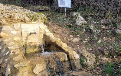 Cazorla impulsa un circuito turístico de fuentes históricas en torno al Monasterio de Montesión y la red de senderos locales
