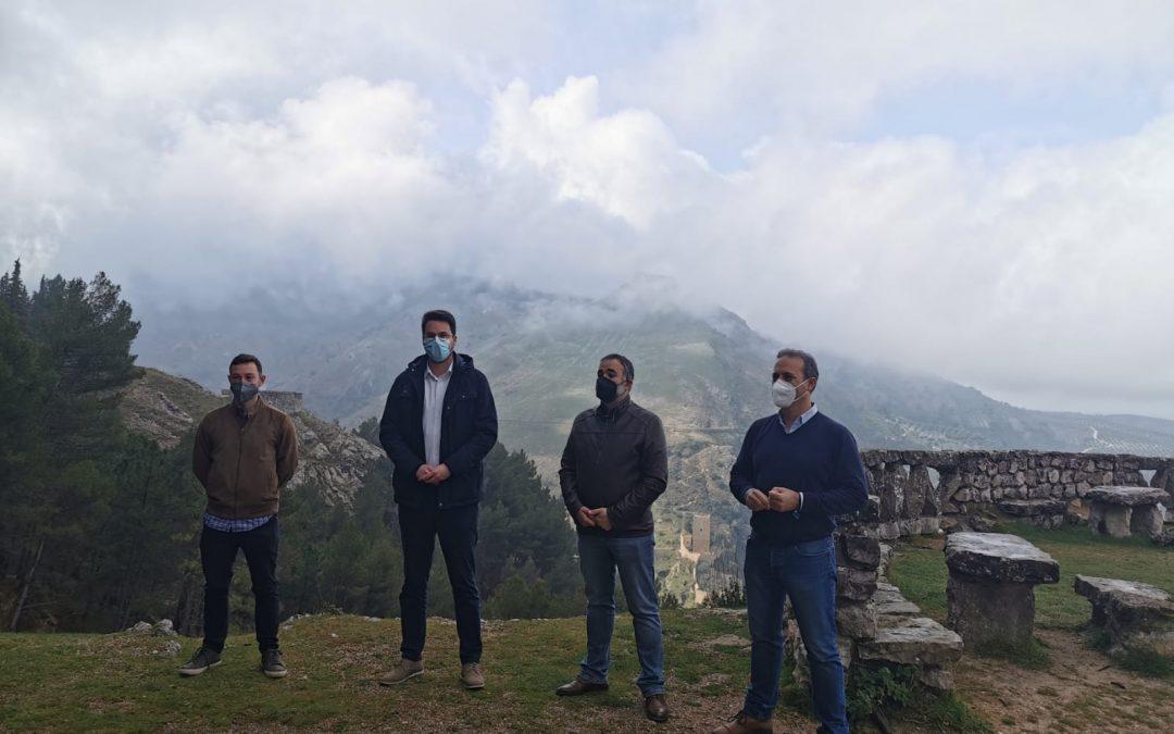 La Diputación Provincial de Jaén redactará un plan de sostenibilidad turística del Parque Natural de las Sierras de Cazorla, Segura y las Villas para buscar nuevas vías de financiación