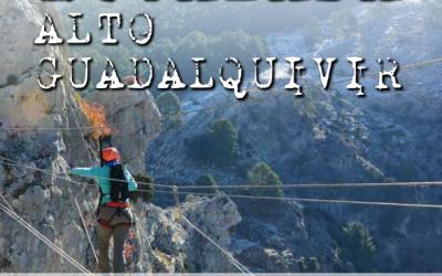 Presentamos las Vías Ferratas y Escalada Deportiva del Alto Guadalquivir