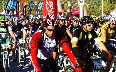 La XI Maratón BTT Sierra de Cazorla se celebrará el 5 de septiembre y espera acoger a mil corredores