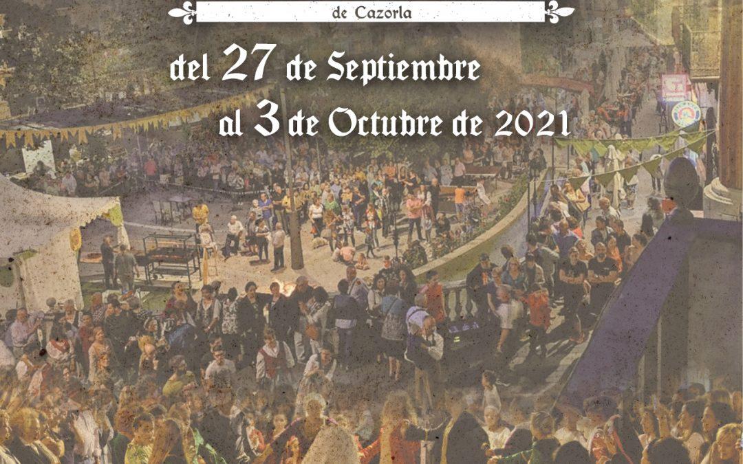 Los vecinos de Cazorla retroceden 500 años para celebrar la II Fiesta del Adelantamiento